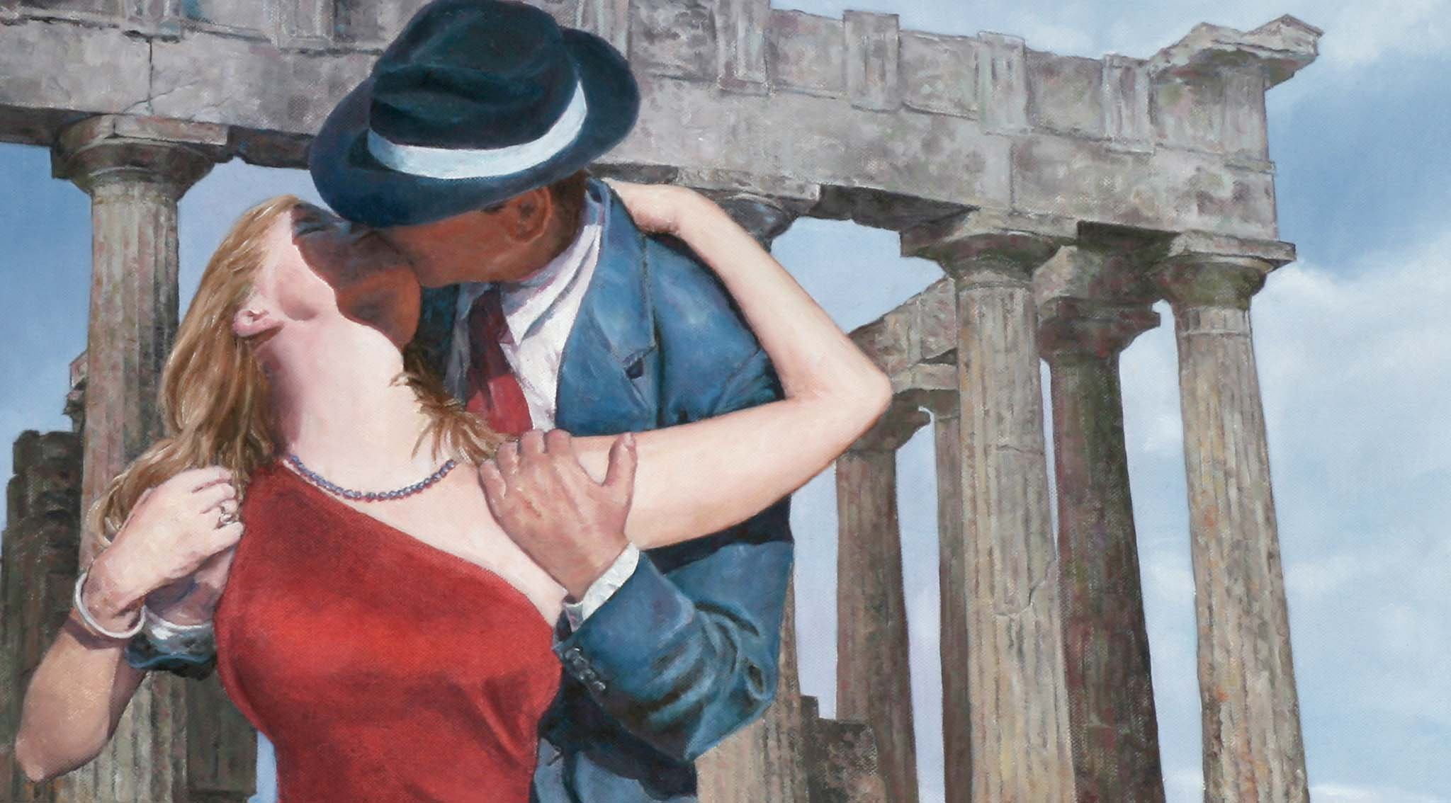 Top 10 Love Paintings